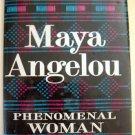 Maya Angelou Phenomenal Woman Poem EUC Book