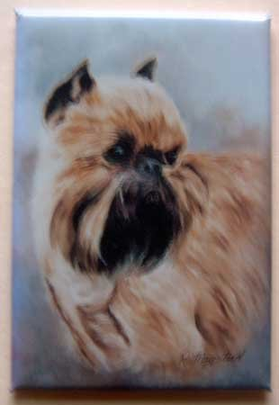 Dog Breed Full Backed Quality Magnet - Maystead - NEW BRG1
