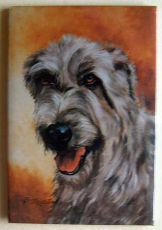 Dog Breed Full Backed Quality Magnet - Maystead - NEW IWO1