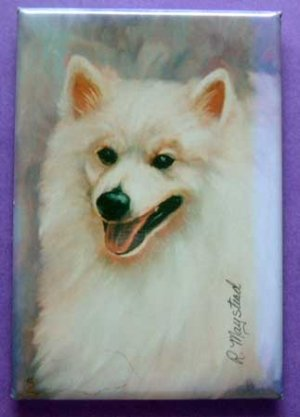 Dog Breed Full Backed Quality Magnet - Maystead - NEW AEK2
