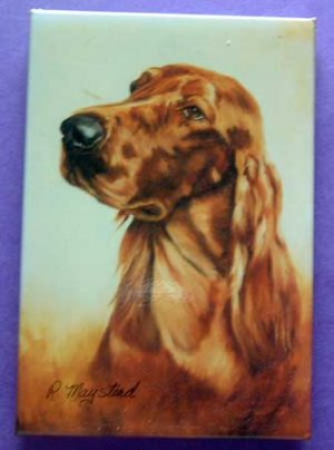 Dog Breed Full Backed Quality Magnet - Maystead - NEW SEI2