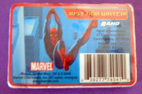 Spiderman Super Hero Marvel Comic Magic Towel