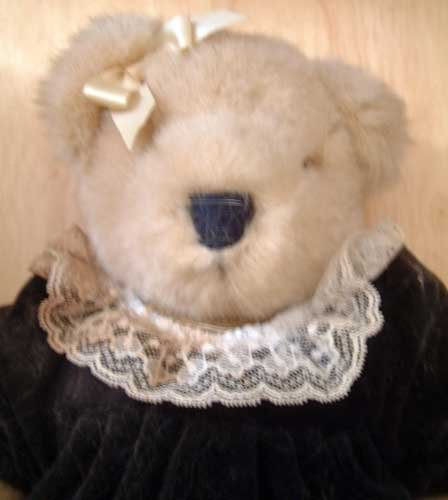 Avon Steiff Teddy Bear Excellent Collector's Condition LIMITED