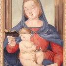 2'*3' Virgin Mary Small Flat Woven Wool Area Rug/Tapestry 4