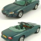 1/43 Diecast Green Jaguar XK8 by Vitesse