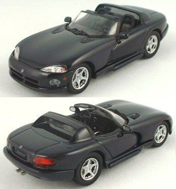 1/43 Blue Dodge Viper by Eagle's Race