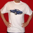 Blue 1963 Split Window Chevrolet Corvette T-Shirt