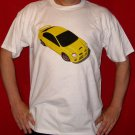 Yellow Dodge Neon SRT-4 T-Shirt