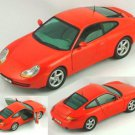 1/18 Red Porsche 911 / 996 Coupe by Sun Star