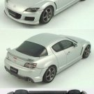 1/43 Silver Mazdaspeed RX-8 by Auto Art