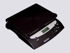 52 LB Digital POSTAL SCALES - Black