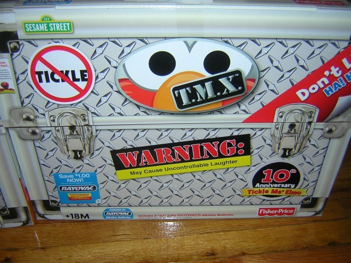 TMX Elmo IN STOCK NOW!!!Free Shipping!!!