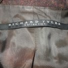 Richard Tyler Collection Wool Pant Suit Jacket Blazer 6