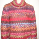 Sleeping on Snow Anthropologie Colorful Sweater M Med