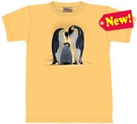 Any Resemblance? Penguin T-Shirt by The Mountain M,L,XL