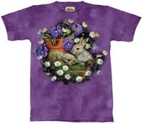 Bunnies T-Shirt by The Mountain M,L,XL