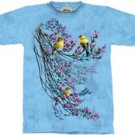 Goldfinches T-Shirt by The Mountain 2XL 3XL