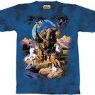 World of Animals Zoo & Safari Animals T-Shirt M L XL