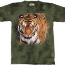 Close Encounter Tiger T-Shirt by The Mountain M L XL
