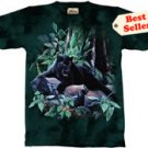 Black Panther T-Shirt by The Mountain M L XL