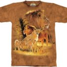 Pride's Proud Parents Lion T-Shirt by The Mountain M L XL