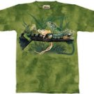 Iguanas Iguana T-Shirt by The Mountain M L XL
