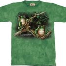 Froggies Frog T-Shirt by The Mountain M L XL