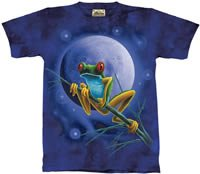 Celestial Frog T-Shirt by The Mountain M L XL