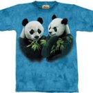 Pandas Panda T-Shirt by The Mountain M L XL