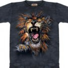Breakthrough Lion T-Shirt by The Mountain M L XL