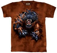 Breakthrough Panther T-Shirt by The Mountain M L XL