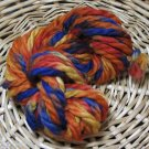 hand dyed yarn 100% merino wool extra soft SUPER BULKY use size 19 needles