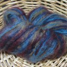 hand dyed  njy yarn de-stash sale mohair bulky weight fall tweed
