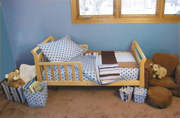 Max Toddler Bedding