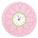Darling Daisy Clock
