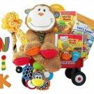 Baby Einstein Monkey Madness Radio Flyer Wagon - Personalized