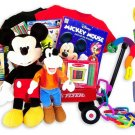 Disney Mickey Mouse Clubhouse Baby Gift Basket - Personalized