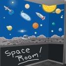 Space Adventures Mural