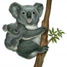 Koala Bear Mural