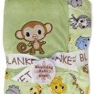 Chibi Zoo Framed Blanket