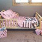 Blossoms Toddler Bedding