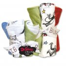Dr. Seuss Cat in the Hat Bib Set