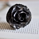 Metal rose