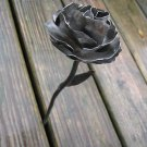 Metal rose