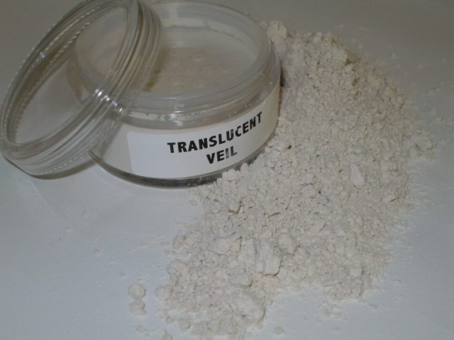 Mineral Makeup Veil Translucent Full Size Jar