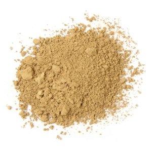 Mineral Makeup Foundation #10 Deep Peachy Yellow 10 Gram  Jar