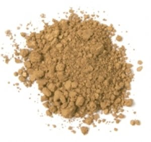 Mineral Makeup Foundation #13 Caramel Brown 10 Gram Jar