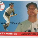 06 Topps Mickey Mantle Base Card #MHR1