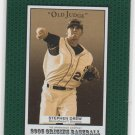 "05 UD Origins Stephen Drew ""Old Judge"" Base Card #277"