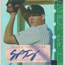 05 Bowmans Best Sean Tracey First Year Auto Green  Parallel #079/399